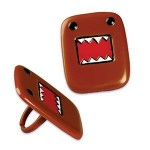 Domo Cupcake Rings, great for Parties!